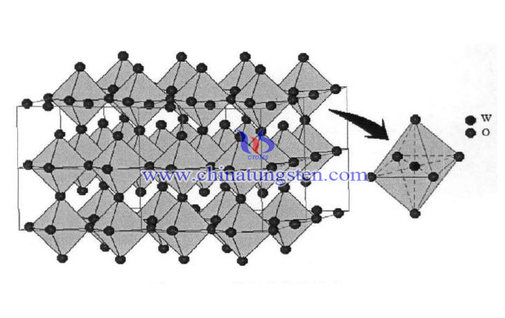 tungsten oxide structure image